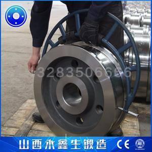 链斗卸船机锻造车轮