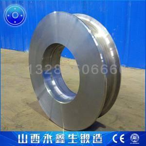 装煤机车轮锻件