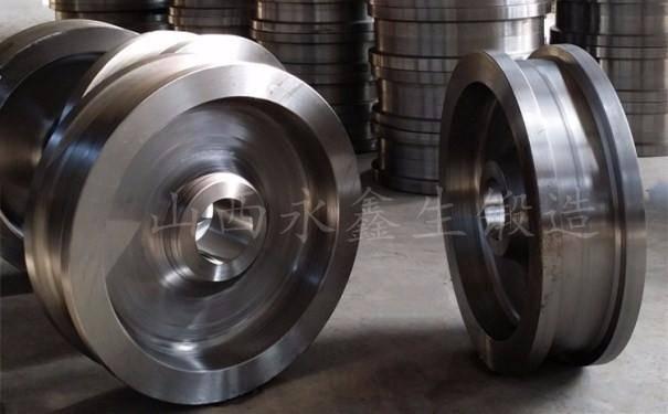 如何减少锻件钢中的含氢量