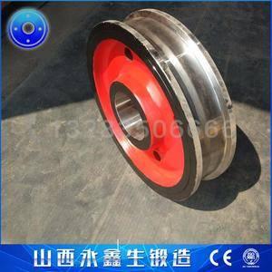铸造吊锻造车轮