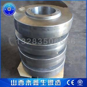 台车炉锻造车轮