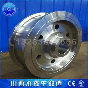 铁水罐车锻造车轮