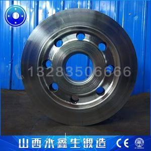 铁水罐车车轮锻件