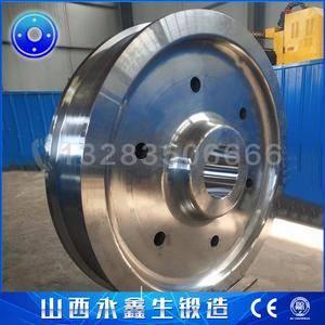 冶金车辆车轮锻件