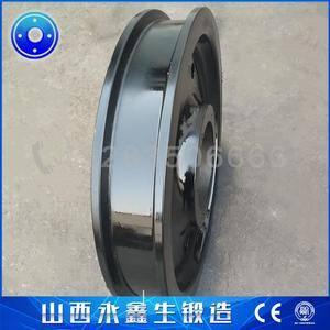 浸渍管维修台车车轮锻件