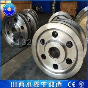 C80E型敞车轮锻件