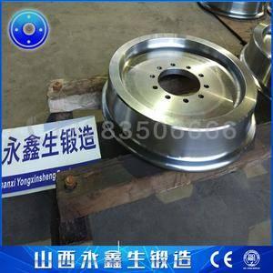 NX70型共用平车轮锻件