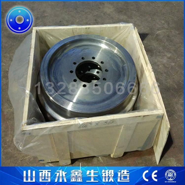C70B型运煤敞车轮锻件