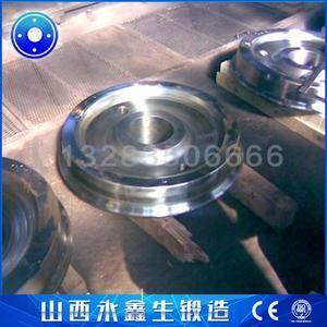 P70型棚车轮锻造