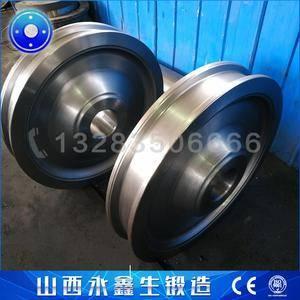 钢包车车轮锻件