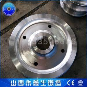 废钢运输车车轮锻件