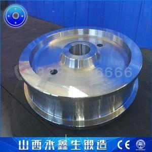 铝卷运输车锻造车轮
